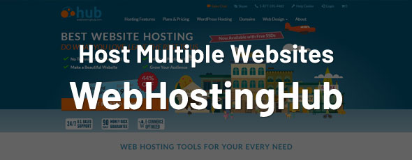 host-multiple-websites-webhostinghub